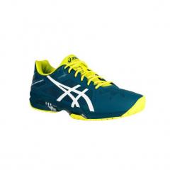 Buty tenisowe Asics Gel-Solution Speed 3 męskie. Niebieskie buty do tenisa męskie Asics. W wyprzedaży za 349,99 zł.