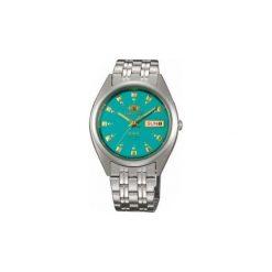Zegarki męskie: Orient FAB00009N9 - Zobacz także Książki, muzyka, multimedia, zabawki, zegarki i wiele więcej