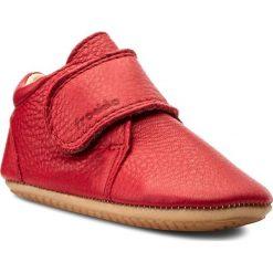 Półbuty FRODDO - G1130005-6 Red. Czerwone półbuty męskie Froddo, ze skóry, na rzepy. W wyprzedaży za 149,00 zł.