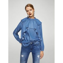 Bluzki damskie: Mango – Bluzka Mavi