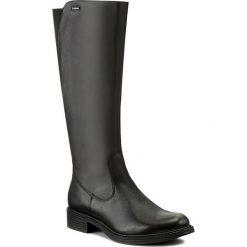 Oficerki LASOCKI - 1537-02 Czarny. Czarne buty zimowe damskie Lasocki, z polaru. Za 299,99 zł.