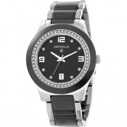 Zegarek kwarcowy w kolorze czarno-srebrnym. Czarne, analogowe zegarki damskie Esprit Watches, ceramiczne. W wyprzedaży za 318,95 zł.
