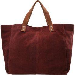 Vero Moda VMJOLINE NET Torba na zakupy zinfandel. Czerwone torebki klasyczne damskie Vero Moda. W wyprzedaży za 231,20 zł.