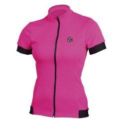 Etape Koszulka Rowerowa Donna Pink M. Różowe bluzki sportowe damskie marki Etape, m. Za 129,00 zł.