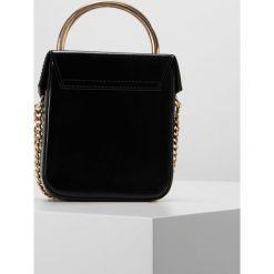 Torebki klasyczne damskie: Topshop SOX BOXY BAG Torba na ramię black