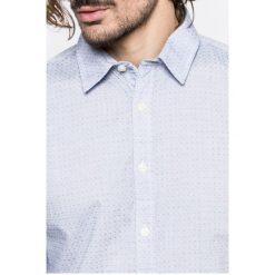 Pepe Jeans - Koszula Ringo. Szare koszule męskie jeansowe marki Pepe Jeans, l, z klasycznym kołnierzykiem, z długim rękawem. W wyprzedaży za 179,90 zł.