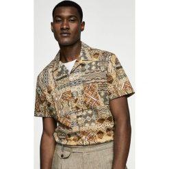Koszule męskie na spinki: Mango Man - Koszula Floyd