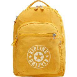 Kipling CLAS SEOUL Plecak lively yellow. Żółte plecaki damskie Kipling. Za 379,00 zł.