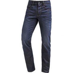 GStar 3301 STRAIGHT Jeansy Straight Leg hydrite denim. Białe jeansy męskie marki G-Star, z nadrukiem. Za 469,00 zł.