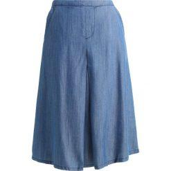Spódniczki jeansowe: Soft Rebels NOW SKIRT Spódnica trapezowa medium blue