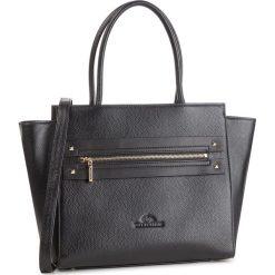 Torebka WITTCHEN - 87-4E-207-1 Czarny. Czarne torebki klasyczne damskie marki Wittchen, ze skóry. W wyprzedaży za 549,00 zł.