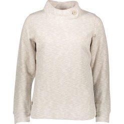 """Swetry klasyczne damskie: Sweter """"Calandra"""" w kolorze beżowym"""