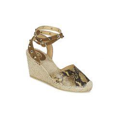 Sandały Ash  WINONA. Żółte sandały damskie Ash. Za 607,20 zł.