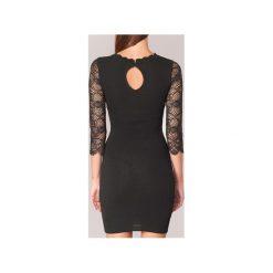 Sukienki krótkie Morgan  RIDO. Sukienki małe czarne marki Morgan, xl, z krótkim rękawem. Za 263,20 zł.
