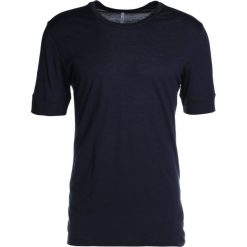 Topy sportowe damskie: Icebreaker MENS CITY LITE CREWE Tshirt basic midnight navy