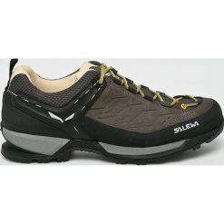 Salewa - Buty Ms Mtn Trainer. Szare buty trekkingowe męskie Salewa, z materiału, na sznurówki, outdoorowe. W wyprzedaży za 679,90 zł.