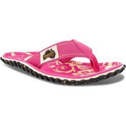 Chodaki damskie: Japonki GUMBIES - Islander Pink Hibiscus
