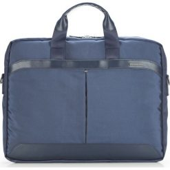 Torba na laptopa 87-3P-106-7. Czarne torby na laptopa marki Wittchen, w paski, z nylonu. Za 399,00 zł.