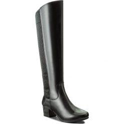Buty zimowe damskie: Kozaki CAPRICE - 9-25525-29 Black Nappa 022