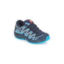 Buty Dziecko Salomon  XA PRO 3D CSWP J. Niebieskie buty sportowe chłopięce Salomon. Za 329,00 zł.