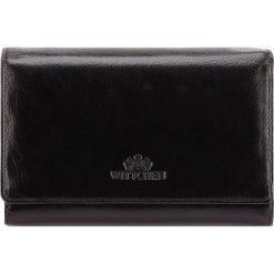 Portfel 21-1-361-1. Czarne portfele damskie Wittchen. Za 429,00 zł.