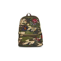 Plecaki Desigual  BOLS ALWAYS MILAN. Szare plecaki damskie marki Desigual, l, z tkaniny, casualowe, z długim rękawem. Za 439,00 zł.