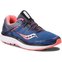 Buty SAUCONY - Guide Iso S20415-35 Blu/Gry/Viz Red. Niebieskie buty do biegania męskie Saucony, z materiału. W wyprzedaży za 369,00 zł.