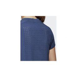 T-shirty z krótkim rękawem adidas  Koszulka adidas Z.N.E. Niebieskie t-shirty damskie Adidas, l. Za 199,00 zł.