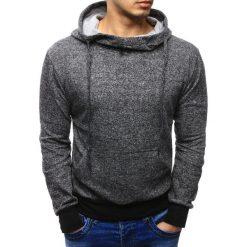 Bluzy męskie: Bluza męska antracytowa (bx0903)