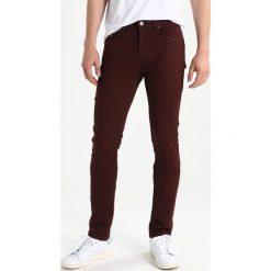 Spodnie męskie: Pier One Spodnie materiałowe bordeaux