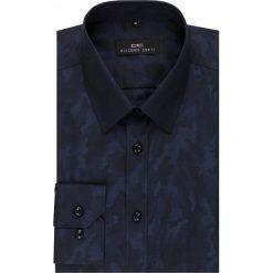 Koszula SIMONE KDGS000152. Czarne koszule męskie na spinki marki Cropp, l. Za 299,00 zł.