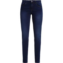 Jeansy damskie: Vero Moda VMSEVEN Jeansy Slim Fit dark blue denim