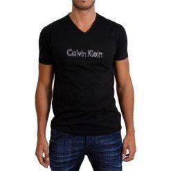 T-shirty damskie: T-shirt w kolorze czarnym