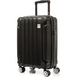 Walizka Tourist II czarna. Czarne walizki marki SWISSBAGS. Za 486,17 zł.