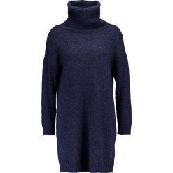 Sukienki dzianinowe: Soaked in Luxury FLORA  Sukienka dzianinowa midnight blue