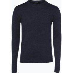 Solid - Sweter męski – Langdon, niebieski. Niebieskie swetry klasyczne męskie Solid, m. Za 99,95 zł.