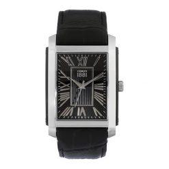 """Zegarki męskie: Zegarek """"CRB011E222B"""" w kolorze szaro-czarnym"""