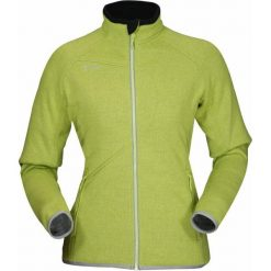 Swetry klasyczne damskie: High Point Sweter Skywool 2.0 Lady Sweater Lime Green M