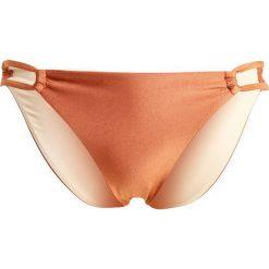 Stroje dwuczęściowe damskie: Somedays Lovin RISING FLAMES STRAPPY  Dół od bikini gold