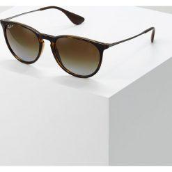 RayBan ERIKA Okulary przeciwsłoneczne havana polar brown. Brązowe okulary przeciwsłoneczne damskie aviatory Ray-Ban. Za 669,00 zł.