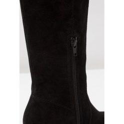 ALDO IBOEWET Muszkieterki black. Czarne buty zimowe damskie ALDO, z materiału. W wyprzedaży za 475,30 zł.