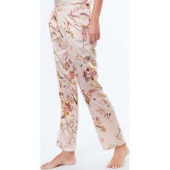 Piżamy damskie: Etam – Spodnie piżamowe Songe