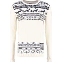 Swetry klasyczne męskie: TOM TAILOR DENIM Sweter soft beige solid