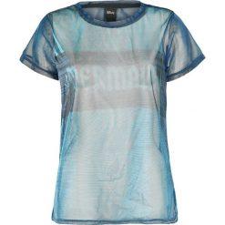 Ariel - Mała Syrenka Mermaid Koszulka damska wielokolorowy. Szare bluzki nietoperze Ariel - Mała Syrenka, l, z nadrukiem, z materiału, z okrągłym kołnierzem. Za 79,90 zł.