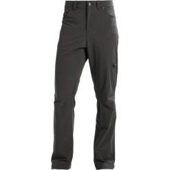 Mammut HIKING  Spodnie materiałowe graphite. Szare bryczesy damskie Mammut, z elastanu. W wyprzedaży za 471,20 zł.