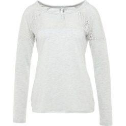 Topy sportowe damskie: Lorna Jane VALLEY LONG SLEEVE TOP Koszulka sportowa snow marl