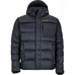 """Kurtka puchowa """"Shadow"""" w kolorze czarnym. Czarne kurtki męskie puchowe marki Marmot, m, z materiału. W wyprzedaży za 818,95 zł."""