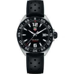 ZEGAREK TAG HEUER Formula 1 WAZ1110.FT8023. Czarne zegarki męskie TAG HEUER, szklane. Za 4320,00 zł.