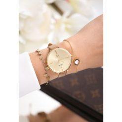 Zegarki damskie: Brązowo-Złoty Zegarek Fanaticism