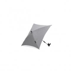 Mutsy  Parasol przeciwsłoneczny i2 Farmer Mist - szary. Szare parasole Mutsy. Za 190,00 zł.